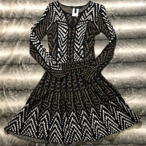BCBG Max Azria Monarch Sweater  Dress